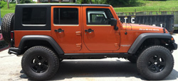 Truck-N-Jeep Specialties Jeep Accessories Maryland MD
